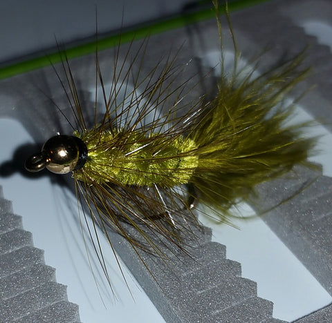 Wooly Bugger - Olive #8 - Fisherman's Edge