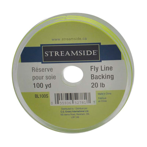 Streamside Fly Line Backing - Fisherman's Edge
