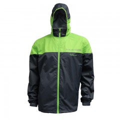 Tempest Rain Jacket - Green - Fisherman's Edge