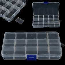 Tackle Box - Small (10 compartments) - Fisherman's Edge