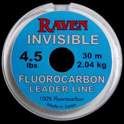 RAVEN® Invisible Fluorocarbon - Fisherman's Edge