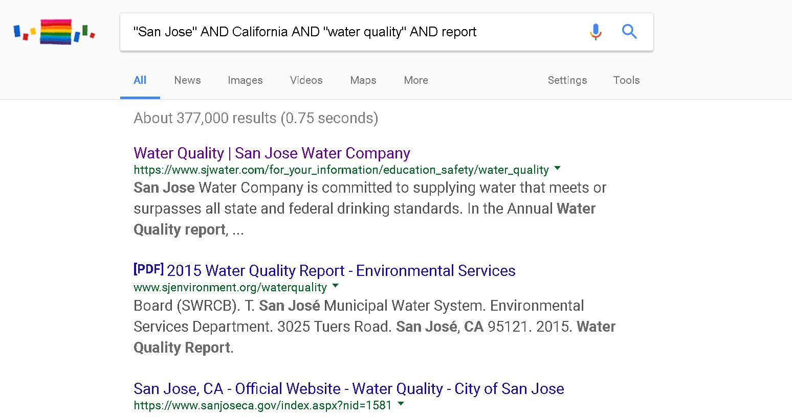 Getting SPEC On Your Water Supply Municipal Wells PermaClone - San jose water supply map