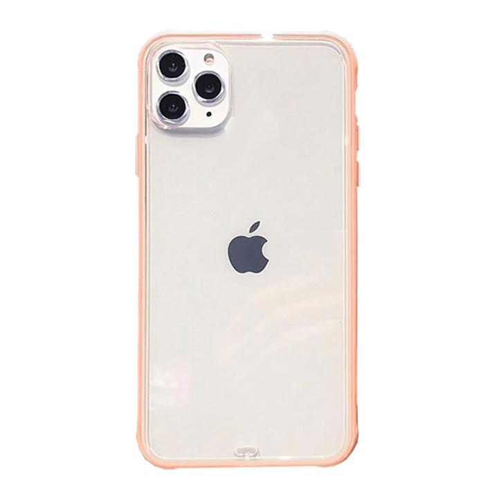 Transparent Bumper IPhone Case