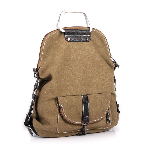 Hayden Backpack/Shoulder Bag - HautePacks - Travel Fashion Backpacks