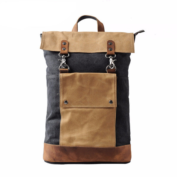 Sam Backpack - HautePacks - Travel Fashion Backpacks