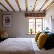 Bedroom TWO - THE OLD BYRE - SOLO Occupancy