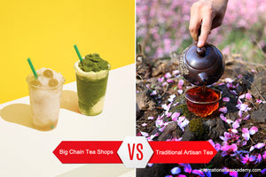 Would You Buy Big Chain Tea Shops Teas?