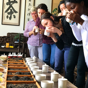 ITA Certified Tea Sommelier Training