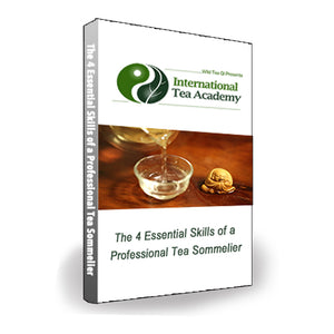 The 4 Essential Skills of a Professional Tea Sommelier
