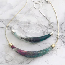 ila blu Crescent Slice Statement Necklace & Complimentary Discovery Session