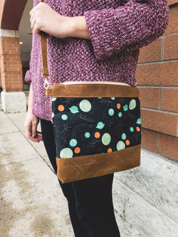 I Need Space Crossbody - Burst into Bloom