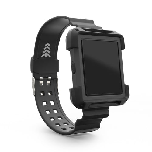 Fitbit Blaze Bands - Black Security, Universal Size.