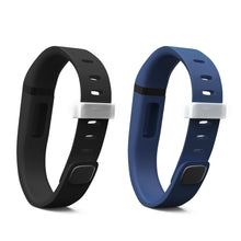 Fitbit Flex Bands - Black & Navy Blue 2 Pack, Small and Large Sizes.