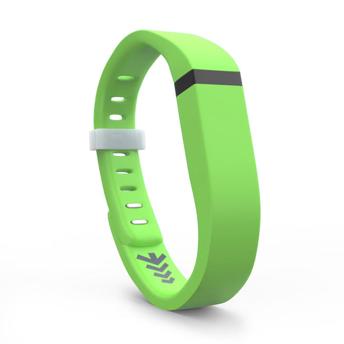 Fitbit Flex Bands - Lime, Small and Large Sizes.