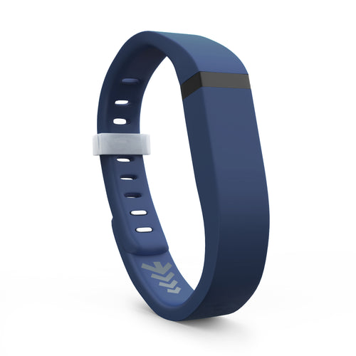 Fitbit Flex Bands - Navy Blue, Small and Large Sizes.