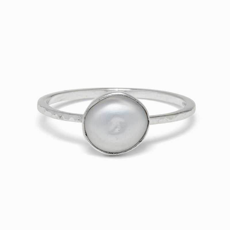 Pretty In Pearl Ring