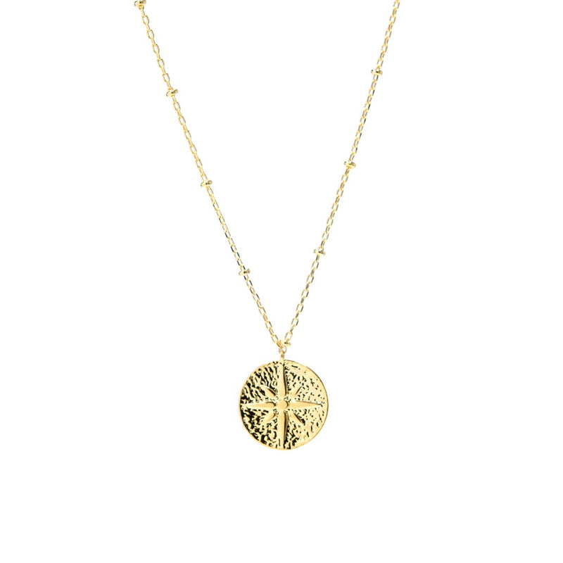 Atmosphere Gold Necklace