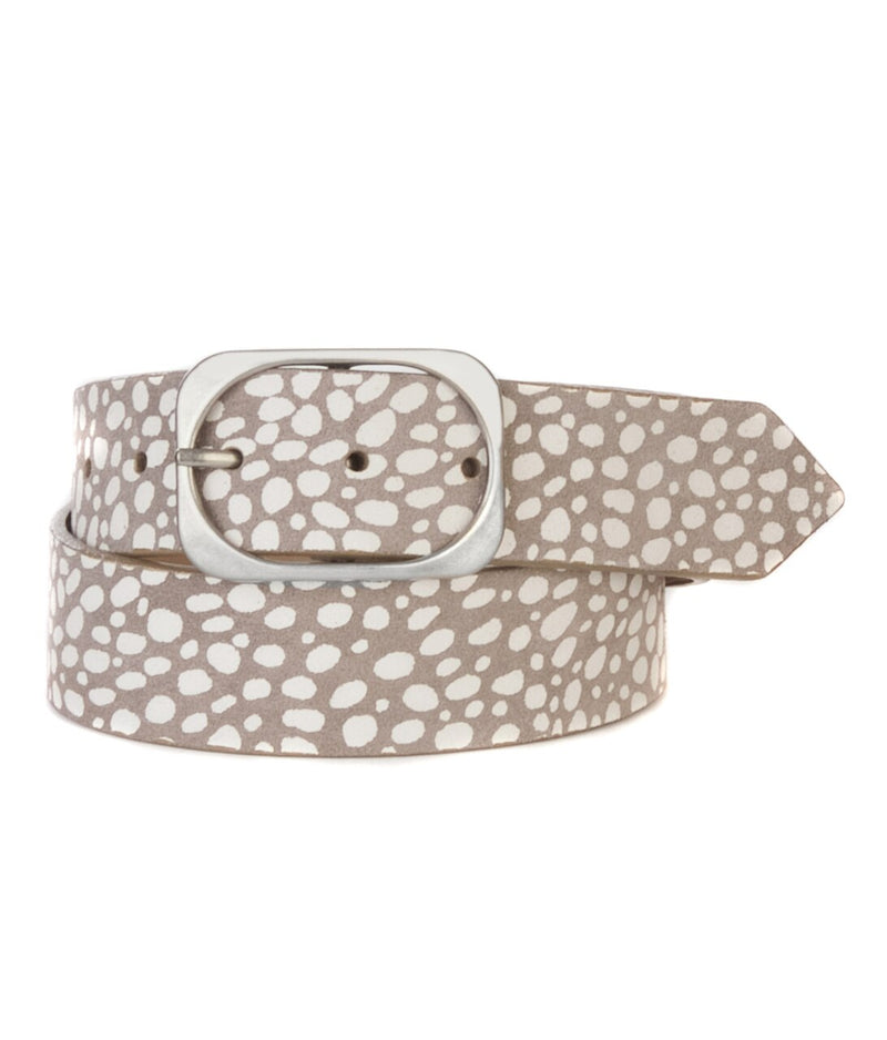 The Printed Oona Belt