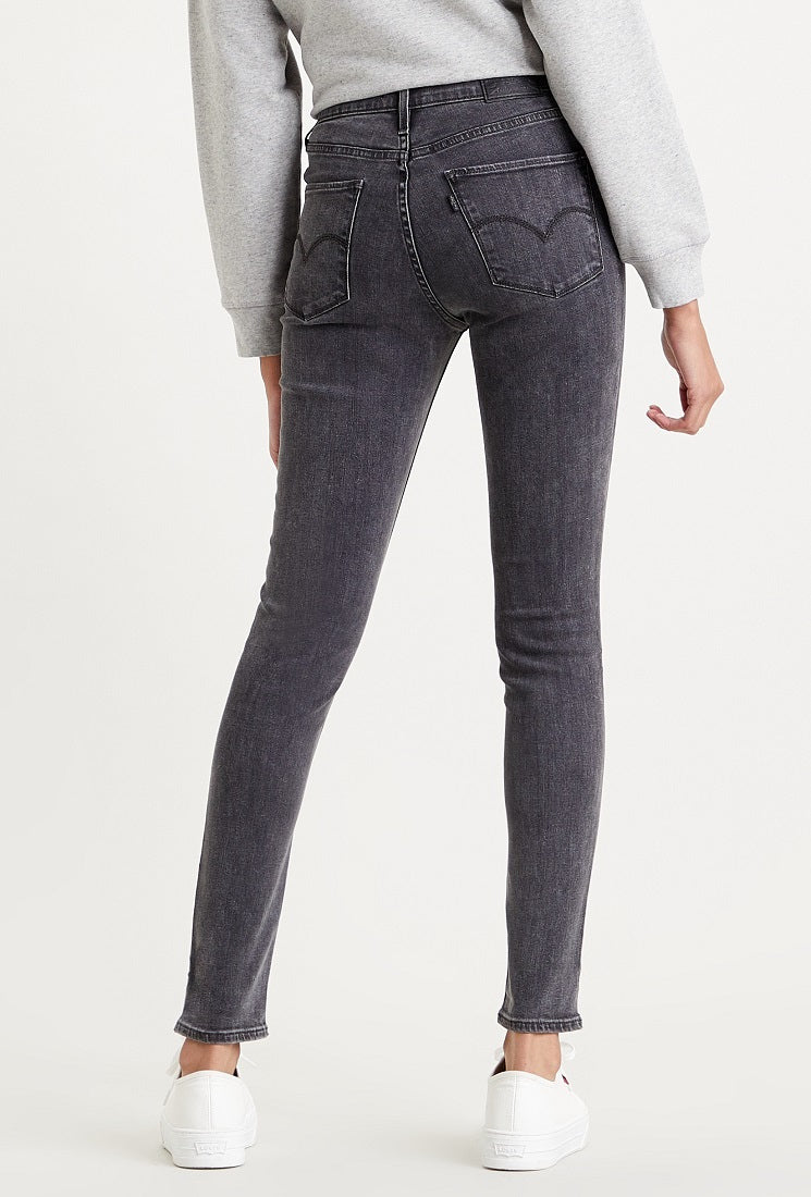 The Levi's 721 High Rise Skinny: True Grit