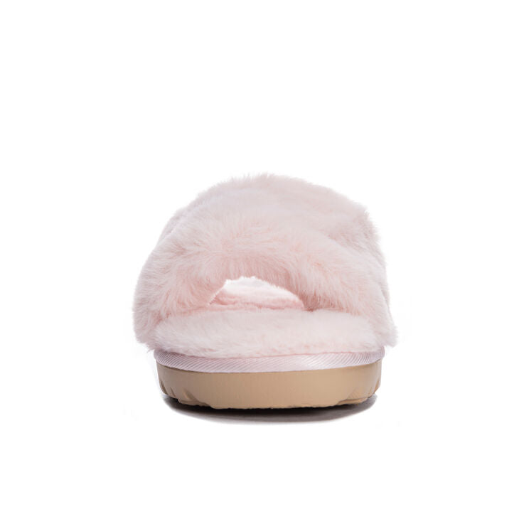 The Light Pink Rally Slipper