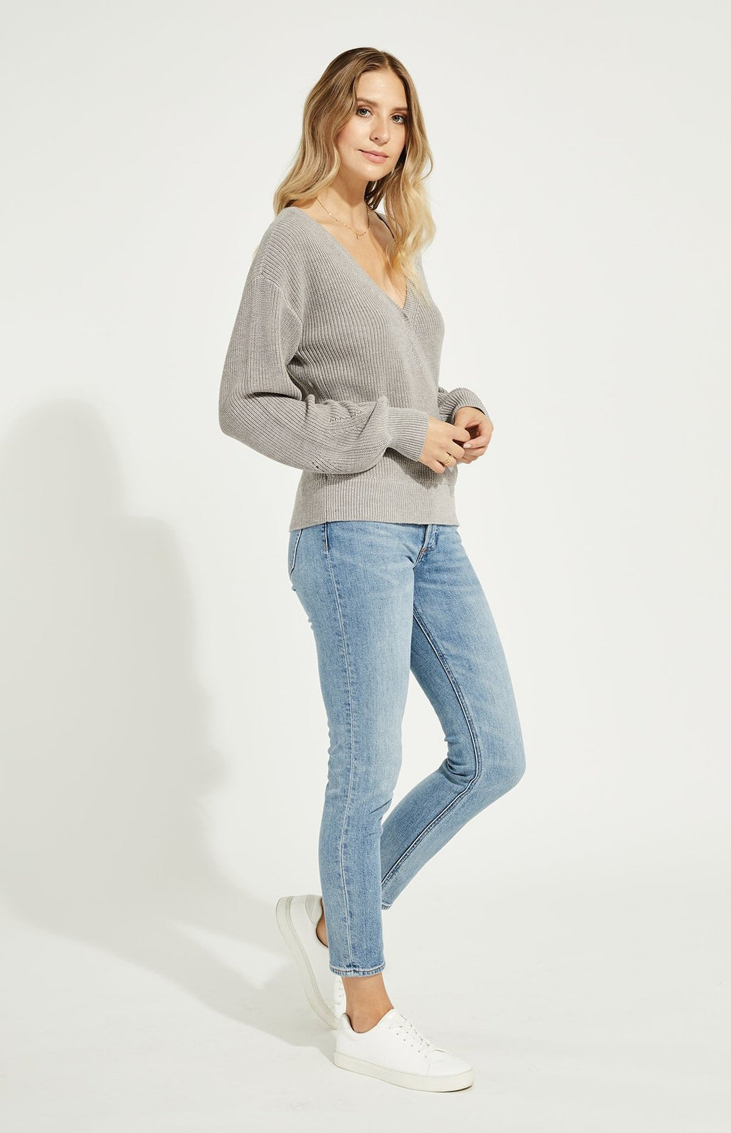 The Camille Pullover