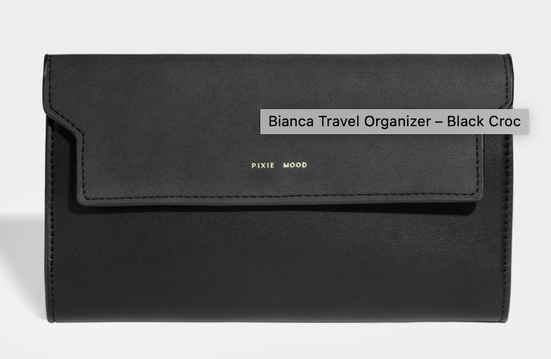 The Bianca Travel Organizer