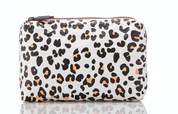 The Mini Leopard Pouch