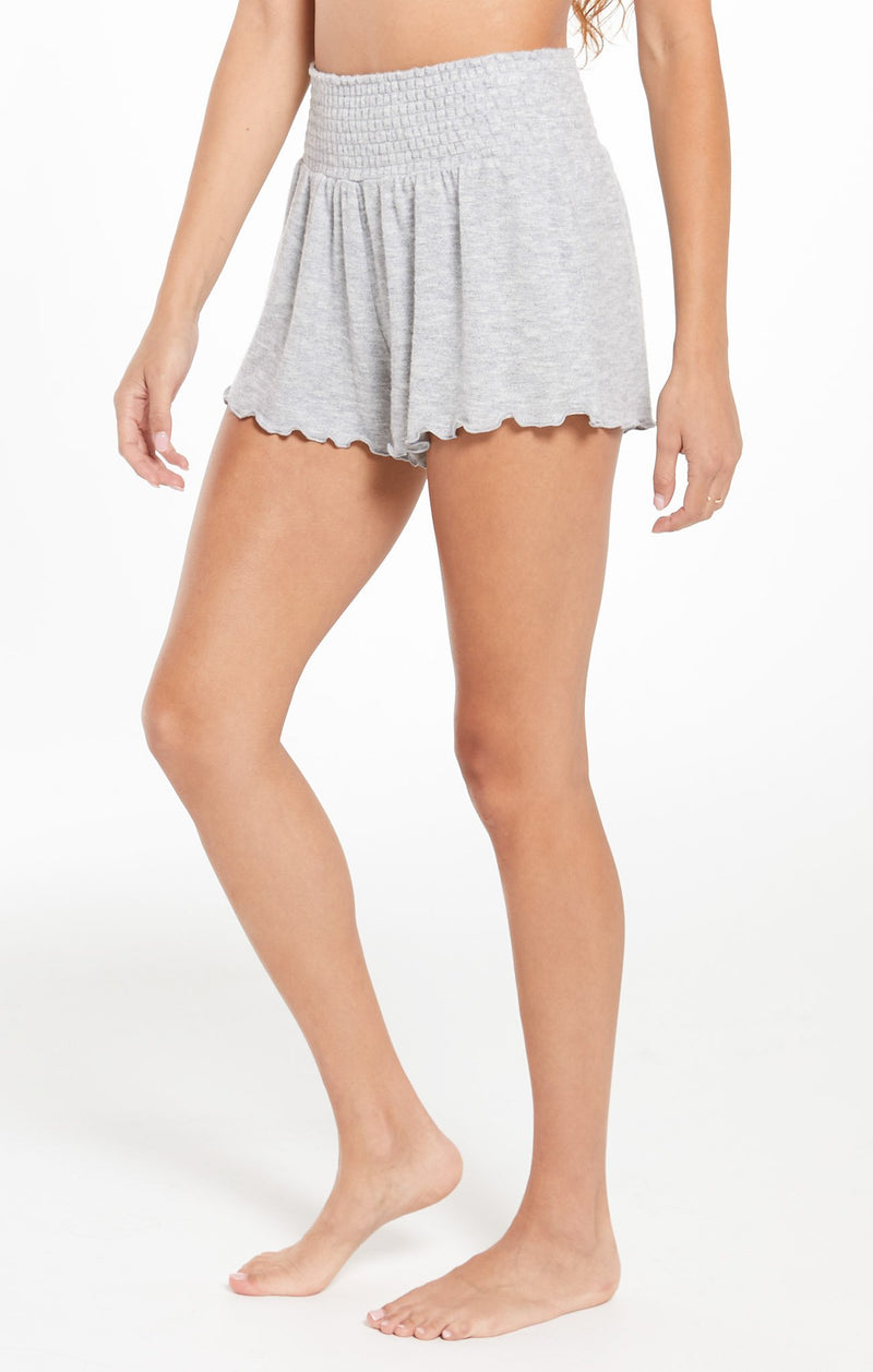 The Dawn Smocked Short
