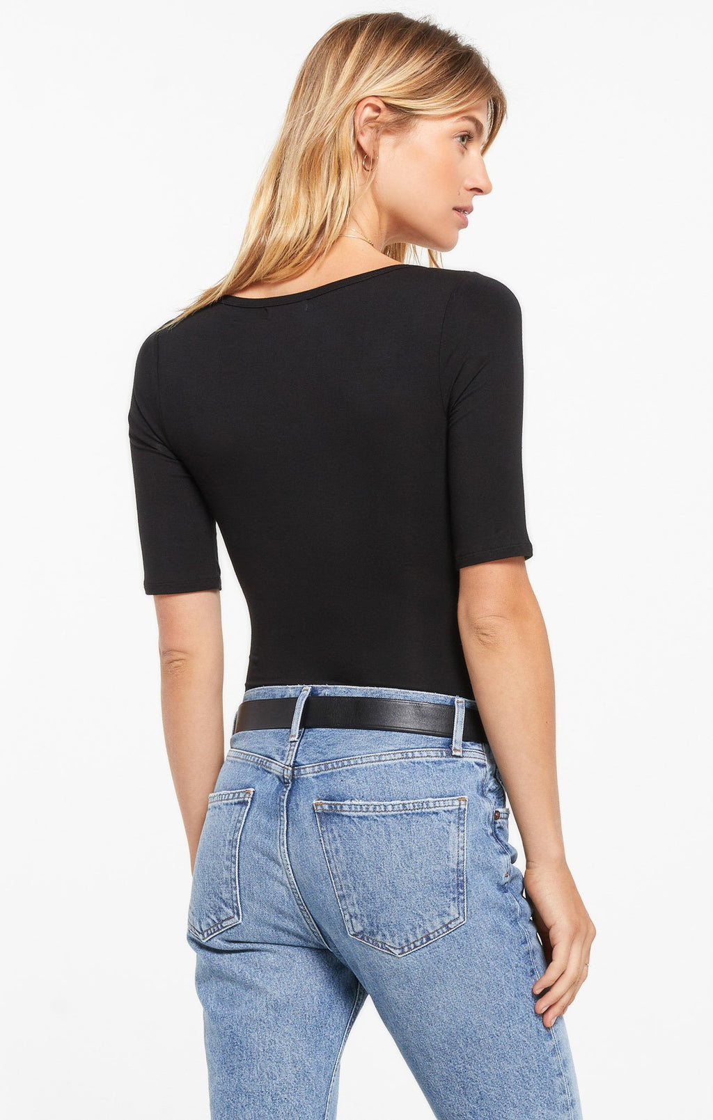 The Cara Scoop Bodysuit
