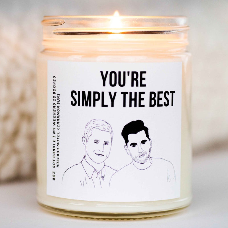 The You're Simply The Best Candle