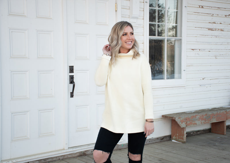 The Ottoman Slouchy Tunic