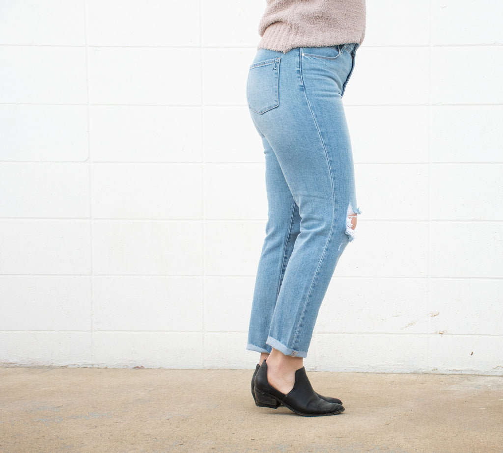 The Rene Orchidlands Denim