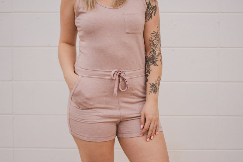 The Yesterday's Tomorrow Romper