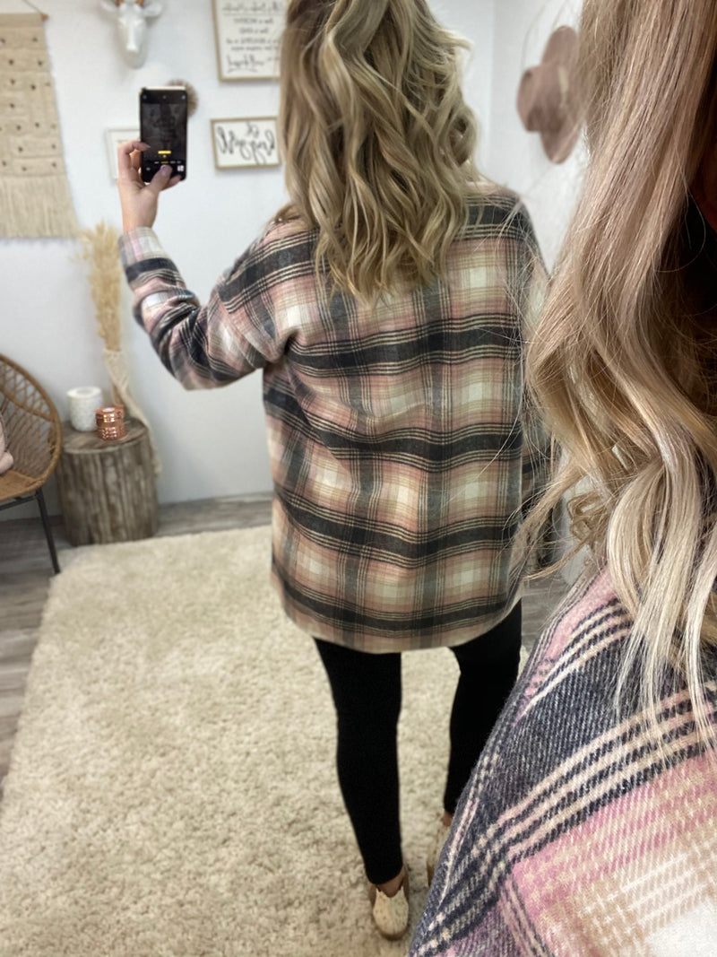 The Sugarplum Flannel