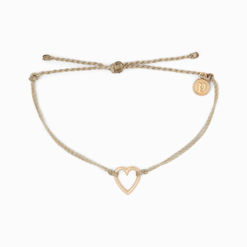 The Open Heart Bracelet