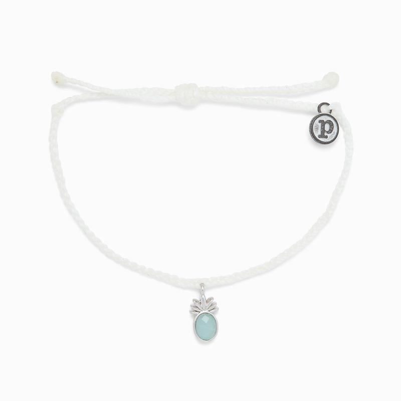 The Silver Tropical Breeze Bracelet