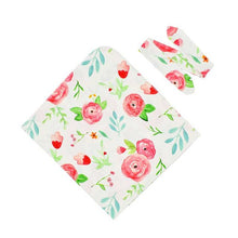 Baby Swaddle & Headband