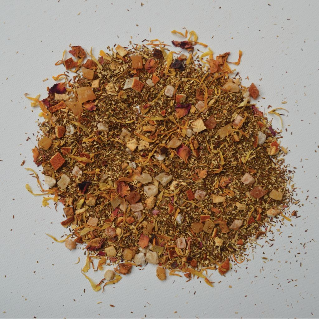 Pineapple Mango Caye - Green Rooibos Tea