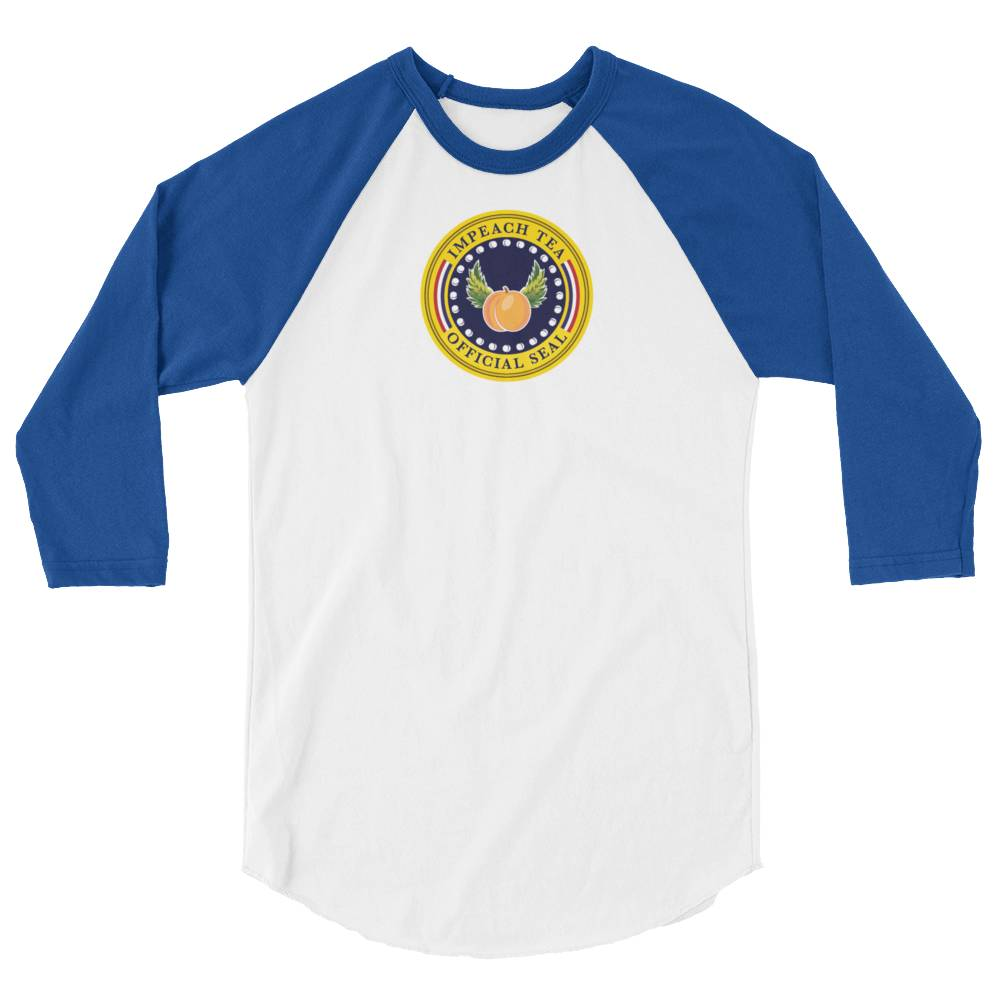 The Raglan! White/royal / Xs Shirts