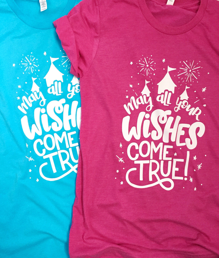 New Design Release - May All Your Wishes Come True