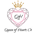 Queen of Hearts Co: Stylish, made-to-live-in graphic tees, fashion and lifestyle apparel for women. Shop cute fandom apparel, stickers and more.