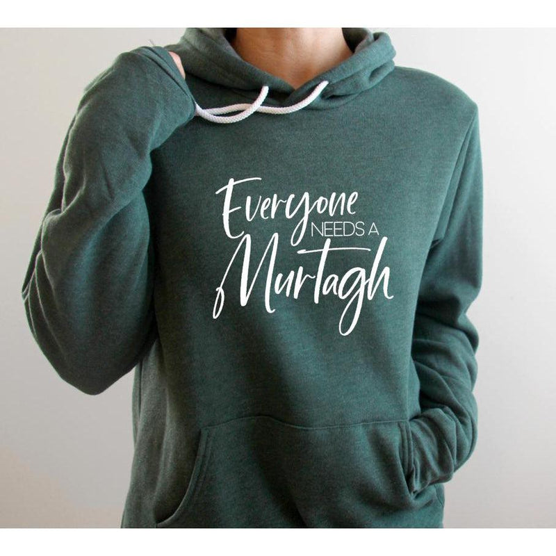 Everyone Needs A Murtagh Outlander Hoodie-Queen of Hearts Co