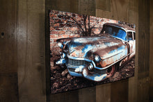 Classic Car Picture 1954 Cadillac Art Photograph Print on Canvas