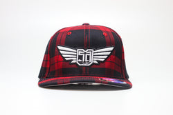 Solid Apparel - AV8 - Flexfit Hat - Plaid