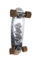 "Tim Mulvey ""Dicey Sitch"" - Mixed Media Skateboard - SOLD"