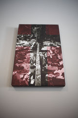"Tim Mulvey ""Crossed By Fire"" - Photo on Canvas"
