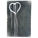 "Tim Mulvey ""The Heartless Humble"" - Canvas - SOLD"