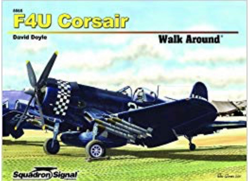 Squadron Signal Aircraft Walk Around Book