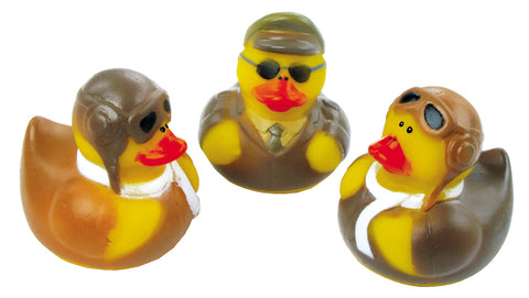 Pilot Rubber Ducks