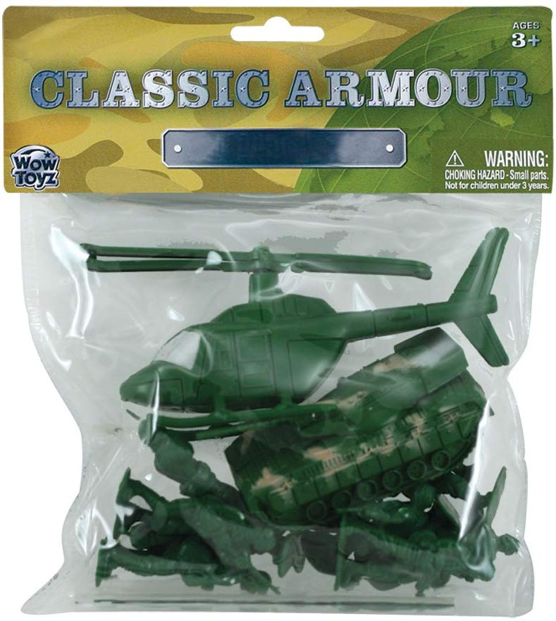 Classic Armour Military Combat Missions